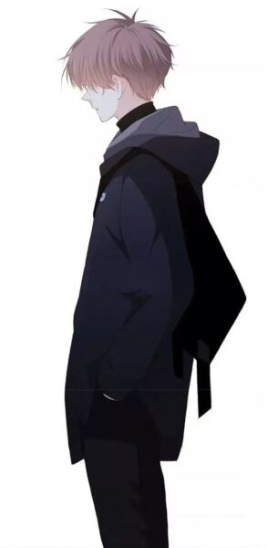 ảnh anime boy buồn lạnh lùng