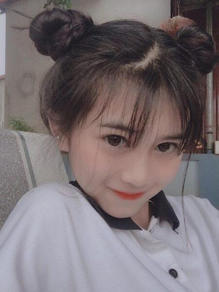 ảnh gái xinh cute siêu dễ thương