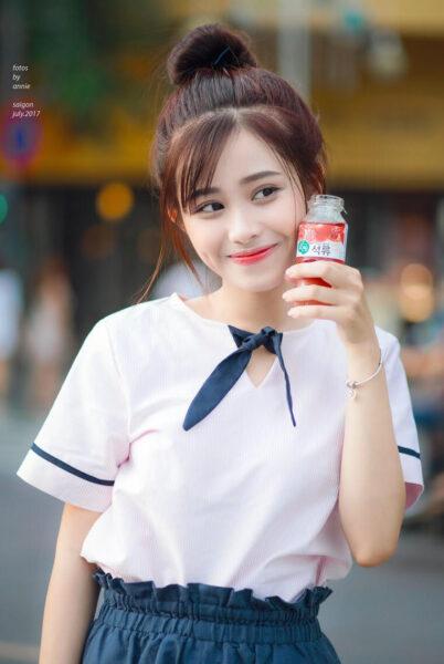 hình ảnh con gái cute dễ thương