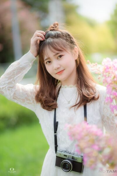 hình ảnh gái đẹp dễ thương làm avatar
