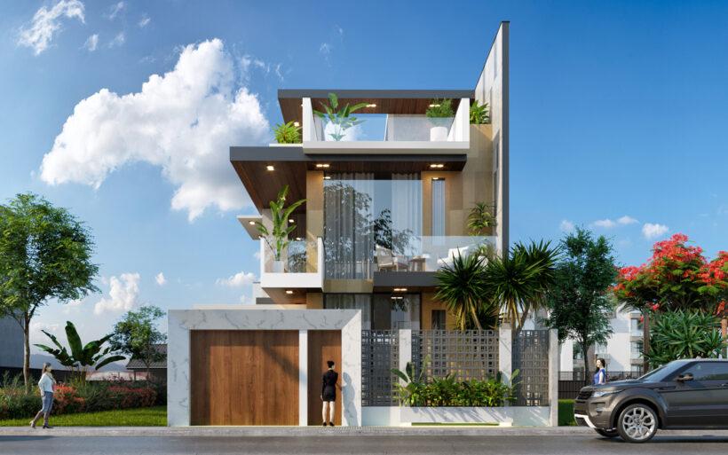 Hình ảnh những ngôi nhà đẹp cho không gian sống lý tưởng