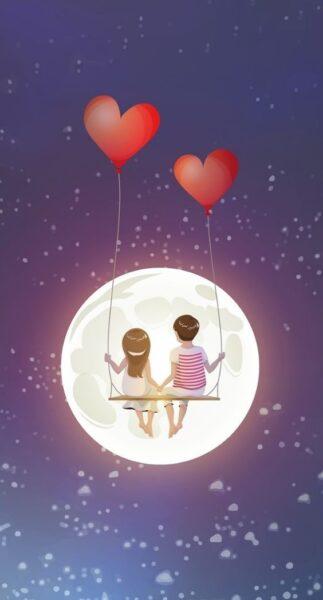 ảnh valentine lãng mạn cho người ấy