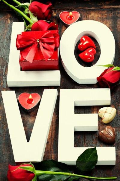 hình ảnh chữ love đẹp nhất