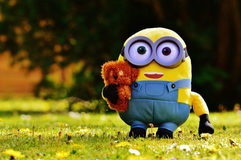 Hình ảnh, hình nền Minion ngộ nghĩnh, vui nhộn và dễ thương nhất