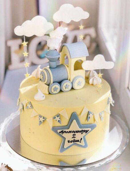 hình bánh sinh nhật cute cho bé