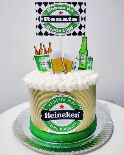 hình bánh sinh nhật độc đáo cho nam