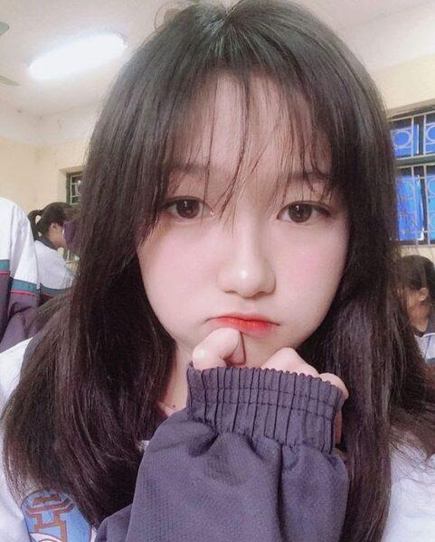 hình girl học sinh cute