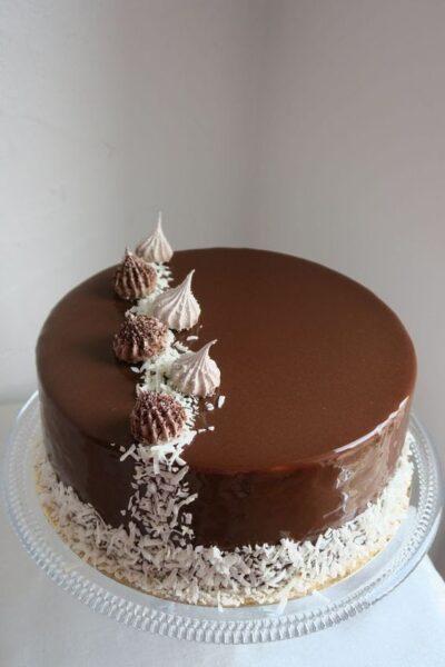 mẫu bánh sinh nhật đơn giản
