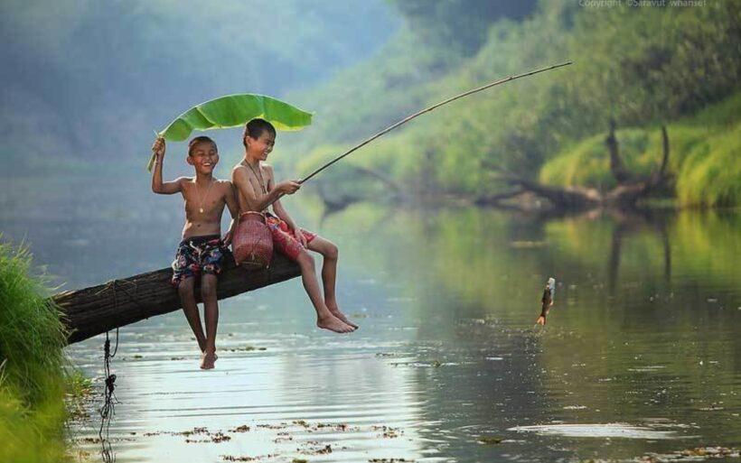 những bức ảnh đẹp nhất về quê hương tuổi thơ