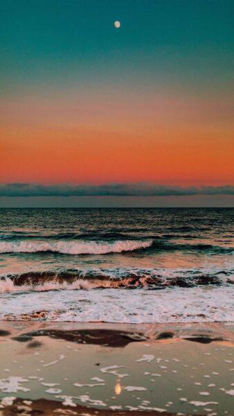 hình ảnh biển hoàng hôn
