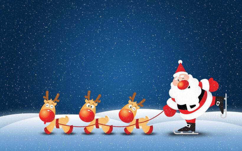 Hình ảnh Giáng sinh cute