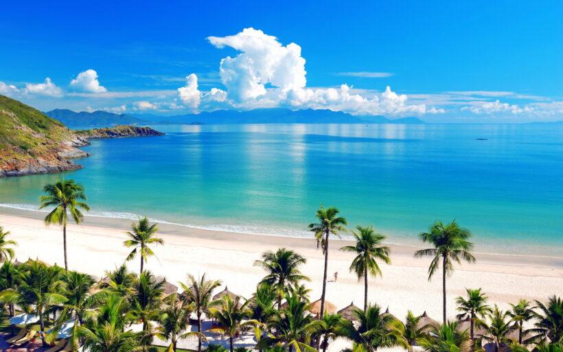 Hình ảnh hình nền biển đẹp nhất thế giới cho bạn tải về máy
