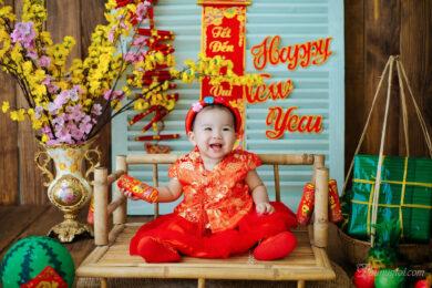 Hình ảnh Tết Nguyên đán - Chúc mừng năm mới đẹp nhất