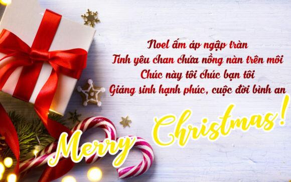 Hình ảnh Thiệp giáng sinh - Noel đẹp và ý nghĩa nhất