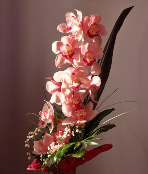 Ảnh bó hoa phong lan đẹp