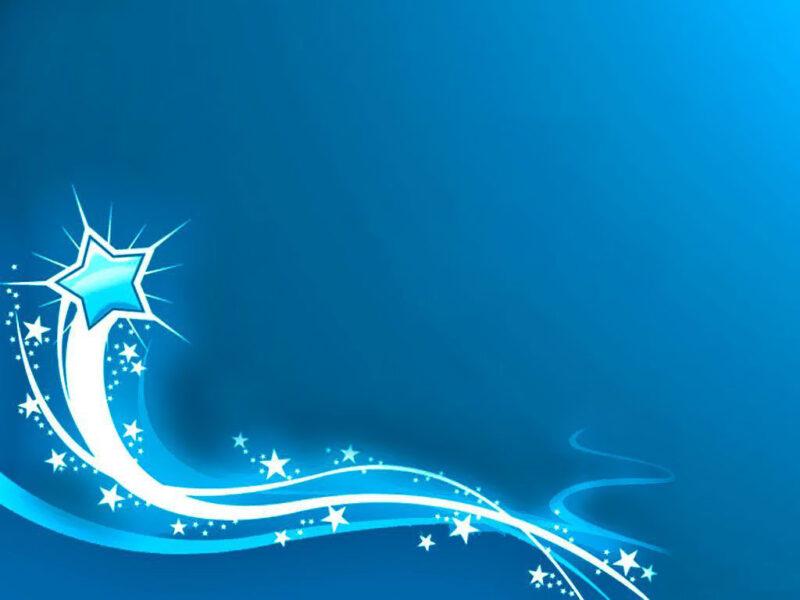 hình ảnh background màu xanh dương ngôi sao