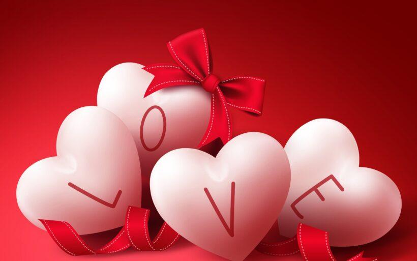hình ảnh trái tim 3d