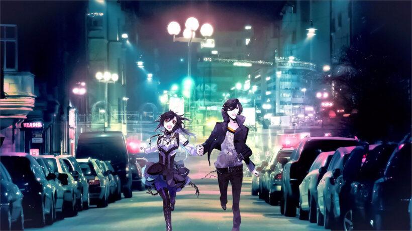 hình nền anime cho desktop