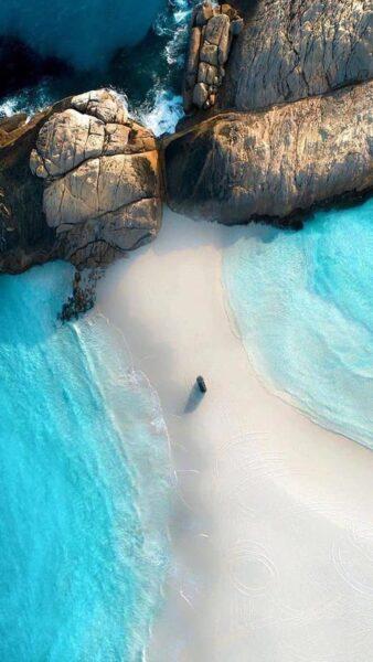 hình nền biển đẹp cho samsung