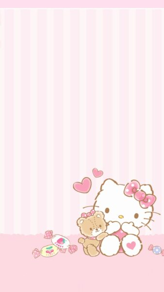 hello kitty iphone background Awesome Baby Hello Kitty Wallpaper 40 images