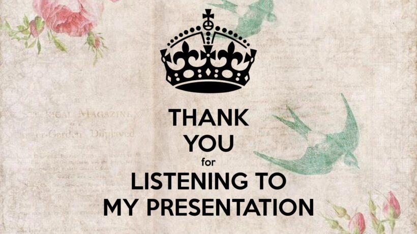 hình nền powerpoint cảm ơn mọi người đã lắng nghe