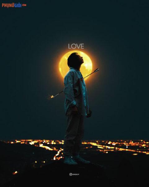 ảnh đại diện buồn về tình yêu đau khổ tan nát con tim