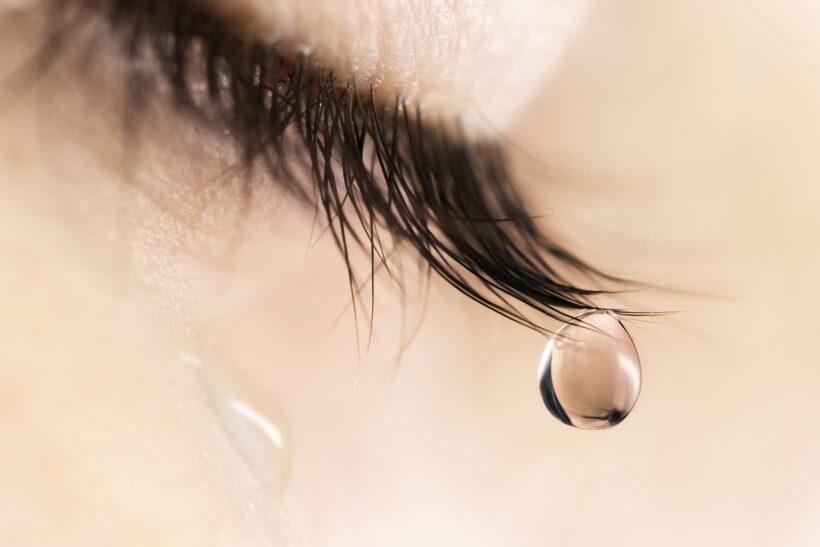 ảnh nước mắt