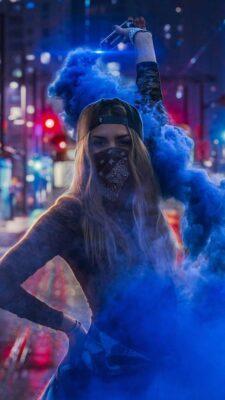 Avatar cho con gái chất ngầu