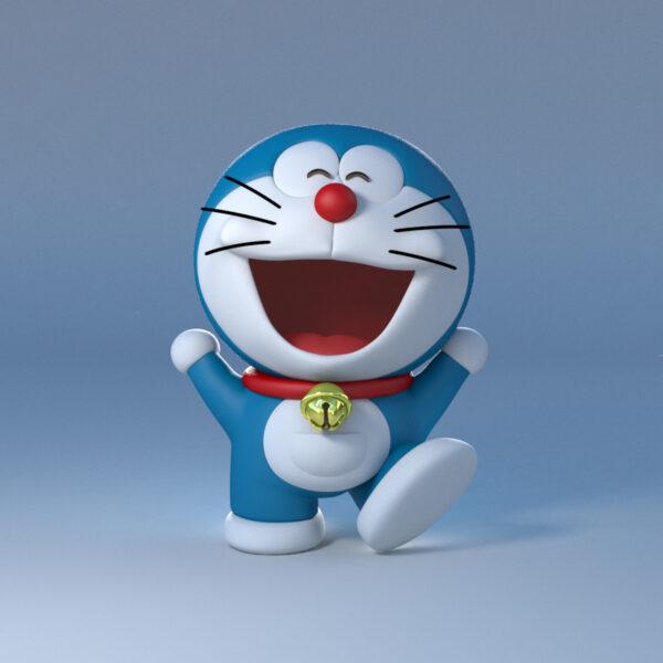 avatar doremon 3D