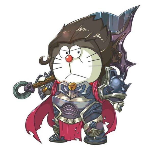 avatar doremon chế lol