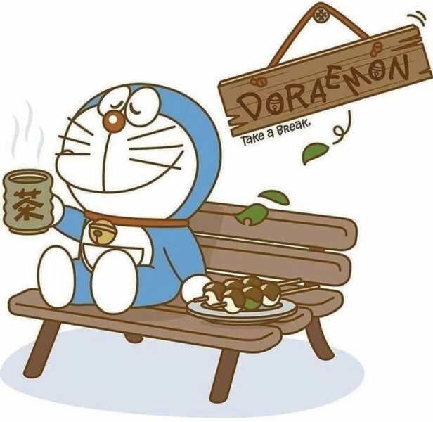 avatar doremon đẹp nhất