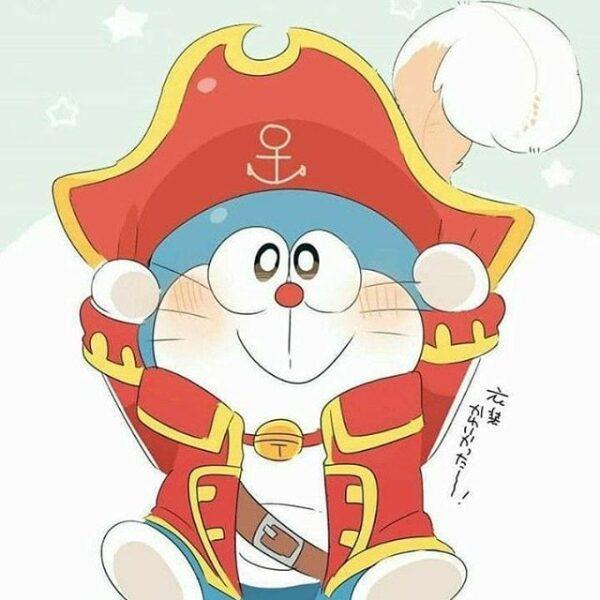 avatar doremon làm thủy thủ