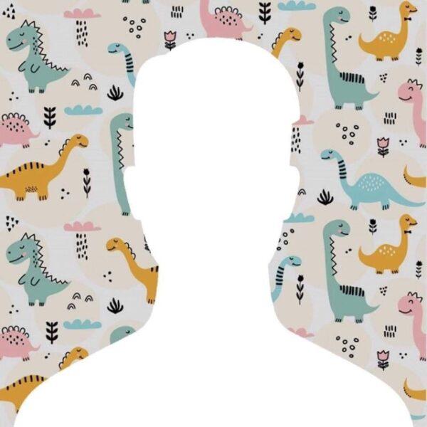 avatar facebook độc cho nam về hoạt hình khủng long