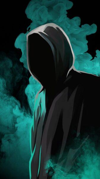 avatar facebook độc và bóng tối