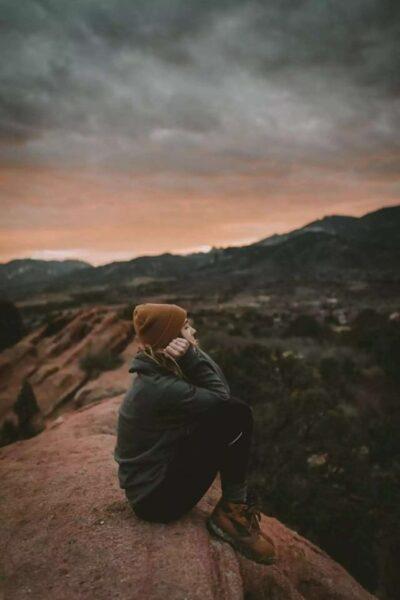 download hình ảnh cô gái buồn