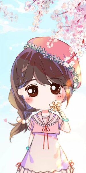 hình ảnh avatar dễ thương anime