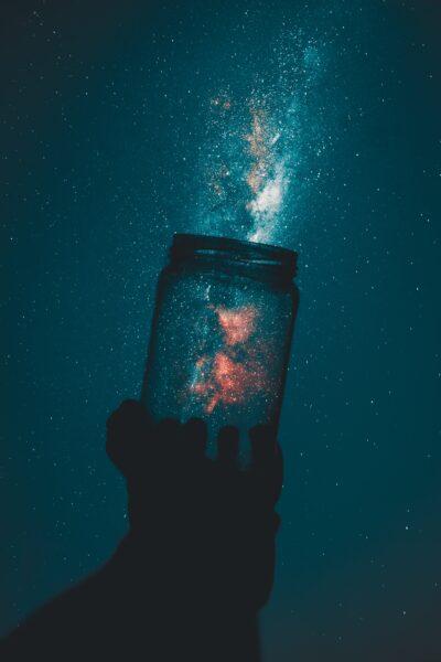 Hình ảnh bầu trời đêm nghệ thuật