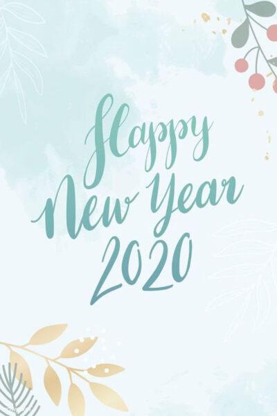 Hình ảnh chào mừng năm mới 2020