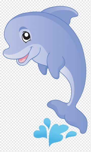 hình ảnh con cá hoạt hình
