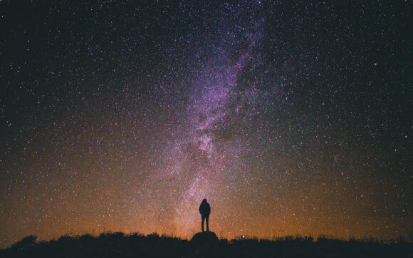 Hình ảnh đẹp bầu trời đêm