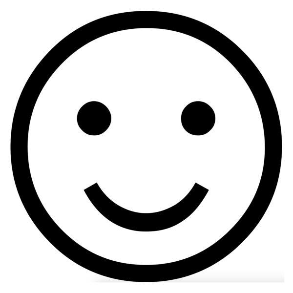 hình ảnh mặt cười đơn giản
