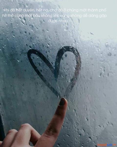hình ảnh tâm sự buồn về tình yêu