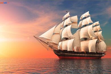 Hình ảnh thuyền buồm 2
