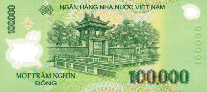 hình ảnh tiền 100k Việt Nam