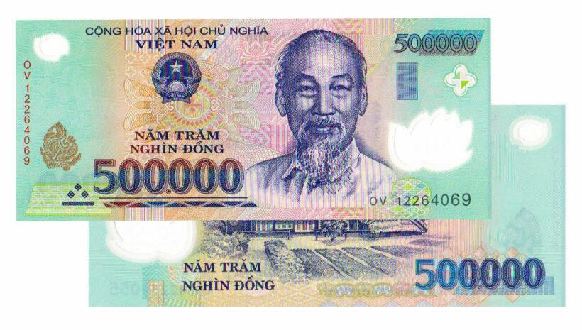hình ảnh tiền 500k Việt Nam