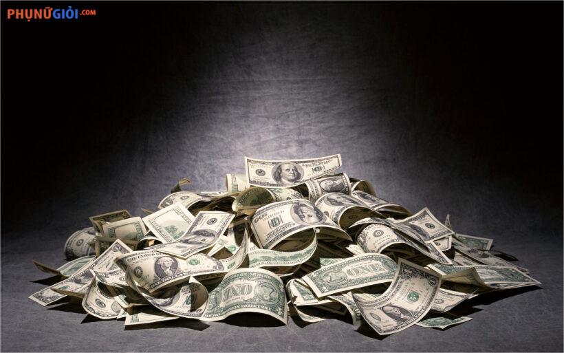 hình ảnh tiền bạc