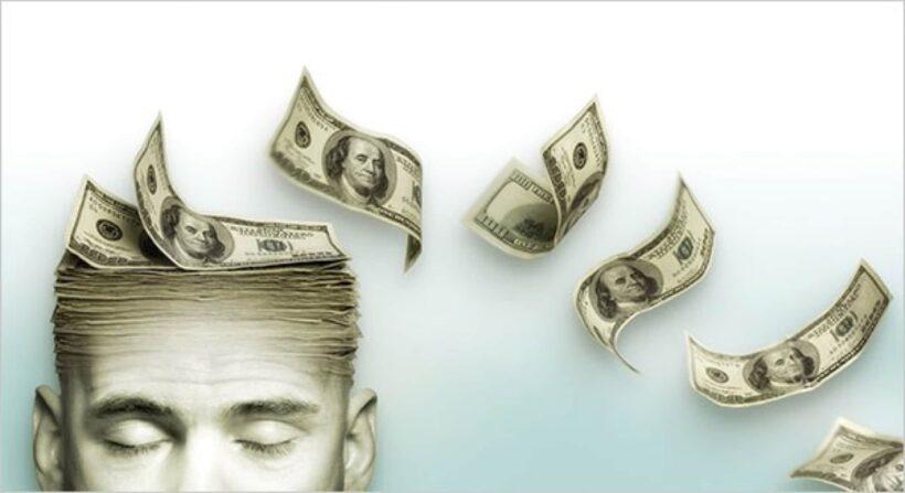 hình ảnh tiền bạc và con người