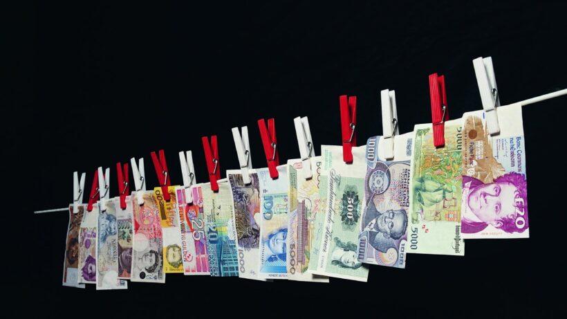 hình ảnh tiền đô la Mỹ