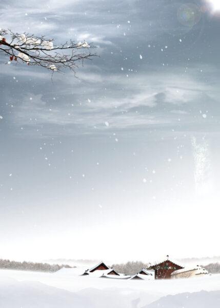 Hình ảnh tuyết rơi cho điện thoại