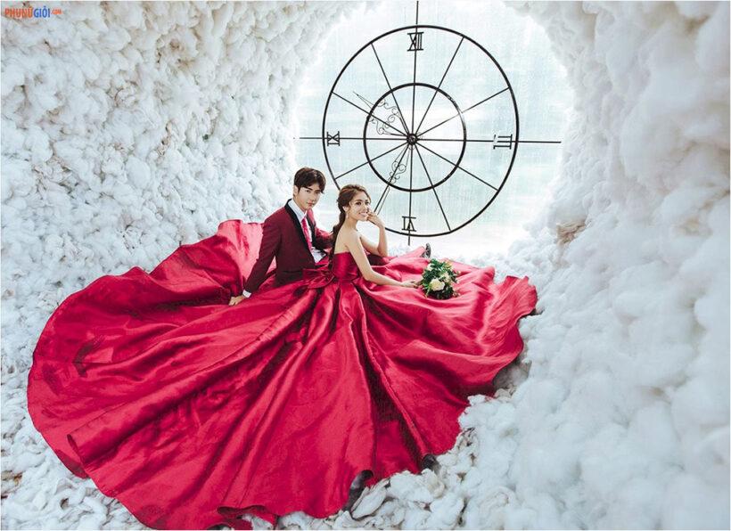 hình ảnh váy cưới